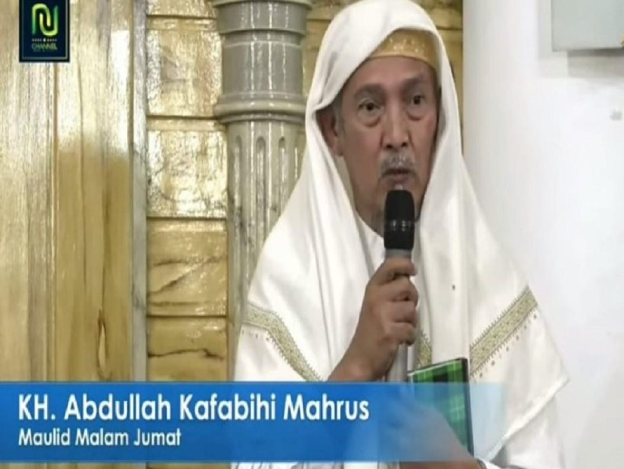 Kiai Kafabihi calls on Muslims to be grateful for being Prophet's ummah