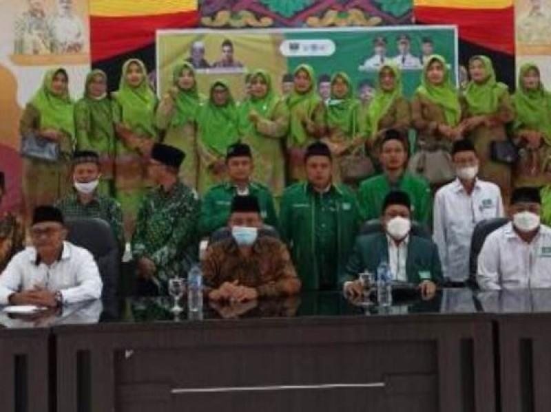 Konfercab Solok Selatan, Yulkisra Ketua Tanfidziyah 2021-2026