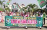 MSI 01 Kauman Juarai Lomba Marching Band