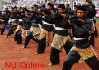 Pagar Nusa NU Kembangkan Silat Minang di Mancanegara