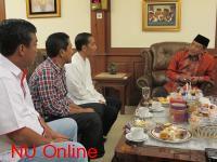 Didatangi Jokowi, Kiai Said Harapkan Jakarta Bebas Korupsi