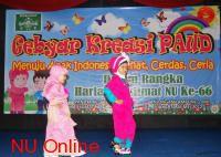 600 Anak Ikuti Aneka Lomba Muslimat DKI