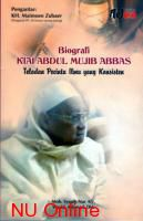 Meneladani Jejak  Kiai Abdul Mujib