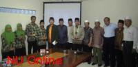 Kafilah JQH Sumut Disambut Meriah PWNU