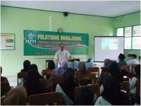 LPNU Sumedang Latih Pengelola Koperasi Pesantren