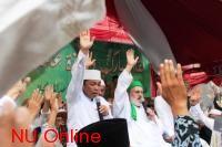 Ribuan Orang Diijazahi Cucu Syekh Abdul Qadir Al-Jailani