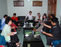 Teliti Asia Tenggara, Mahasiswa AS Kunjungi PBNU