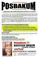 LBH Ansor DIY Buka Posbakum