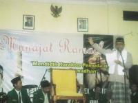 Munajat Ramadhan GP Ansor Bersama Habiburrahman El-Shirazy
