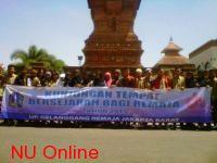 Remaja Gelanggang Jakbar Kunjungi Situs Bersejarah di Kudus