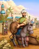 Umar dan Lelaki yang Mengutuknya