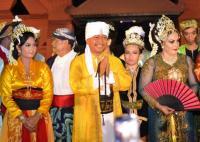 Wali Kota Cirebon Perankan Sunan Gunung Jati