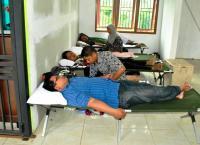 GP Ansor Balapulang Wetan Gelar Aksi Donor Darah