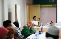 LKNU Latih Kader NU Aceh Tanggulangi HIV/AID