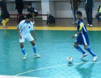 Tim Futsal GP Ansor Ponorogo Kalahkan Bank Mega