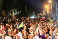 2000 Jemaah Ramaikan Silaturahmi Nasional Ulama dan Tentara