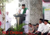 SBY: Saya Berterima Kasih kepada Habib Luthfy