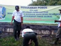 Tingkatkan Kesejahteraan, NU Bojonegoro Tanam Pohon Berdampak Ekonomi