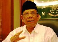 KH Hasyim Muzadi: Egoisme Antarlembaga Kuras Energi Bangsa