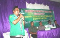 Kejar Urutan Pertama di Jabar, GP Ansor Subang Perketat Kaderisasi