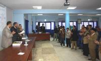 Mustasyar PCINU Maroko Raih Gelar Doktor