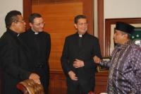 PBNU Terima Perwakilan Vatikan