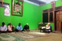 PCNU Karanganyar Ngaji Kitab Ikhtishar Ihya Ulumiddin