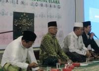 PCNU Jombang Awali Program Pendampingan MWCNU-Ranting NU