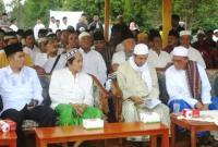 Warga Bintan Haulkan Sayid Alwi Al-Maliki dan Kiai Faqih