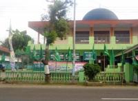 Posko Mudik LTM PBNU di Masjid Al-Huda Rancabanteng, Wangon
