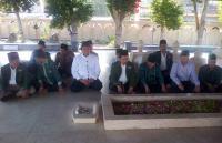 Waketum PBNU Panjatkan Doa di Makam Bung Karno