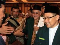 Aklamasi, Duet KH Aziz Mansyur-Muhaimin Terpilih Lagi
