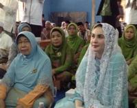 Ingin Belajar Agama, Arumi Bachsin Gabung Fatayat