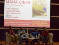"""Mahasiswa UIN Yogyakarta Memahami """"Maha Cinta"""""""