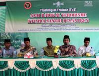RMI NU Libatkan Santri di Jawa Barat Cegah Dini Terorisme