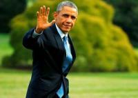 Obama Sampaikan Selamat Idul Adha