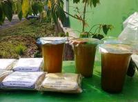 Fatayat NU Karanganyar Produksi Minuman Herbal Berbahan Lokal