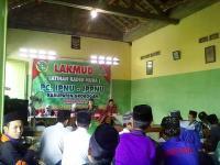 Tingkatkan Kapasitas Kader, IPNU-IPPNU Grobogan Gelar Lakmud