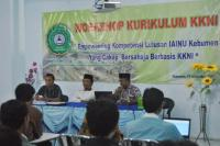IAINU Kebumen Gelar Lokakarya Kurikulum KKNI