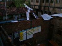 Panti Asuhan NU di Grobogan Diterjang Puting Beliung