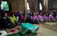 Pemuda-Pemudi Gereja Mukim di Pesantren Hasyim Asyari 2 Hari