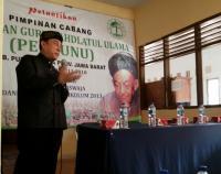 Pergunu Purwakarta Isi Pelantikan dengan Lokakarya Kurikulum 2013
