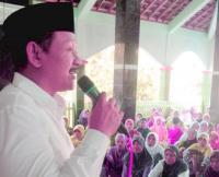 Wabup Abu Nafi Resmikan Masjid Darussalam Plantungan