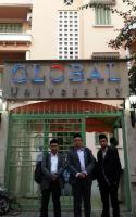 Kunjungan Gus Rozin ke Global University Lebanon