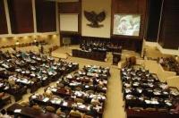 Sidang Paripurna DPD RI  Dorong Daerah Siap MEA 2015