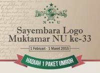 Sayembara Logo Muktamar Ke-33 NU Disambut Meriah