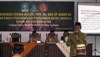 Bersama Ansor, LTM Sertifikasi Masjid NU di Jombang