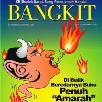 Februari, Majalah Bangkit Bidik Arah Perbukuan Indonesia