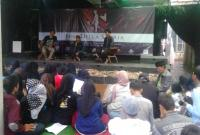 Pelajar NU Tasik Gelar Diskusi Kebudayaan dan Konser Musikalisasi Puisi