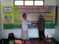 LAZISNU Korsel Bantu Madrasah Diniyah di Boyolali